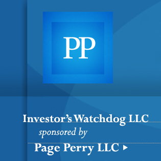 Investor's Watchdog sponsored by Page Perry LLC