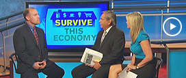 Pat Huddleston Helps Investors Survive This Economy