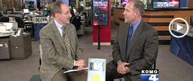 The Vigilant Investor Author Speaks with Seattle KOMO 4 and Herb Levine