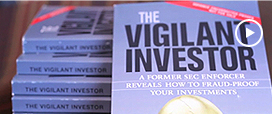 Author of The Vigilant Investor Pat Huddleston Speaks on Fraud